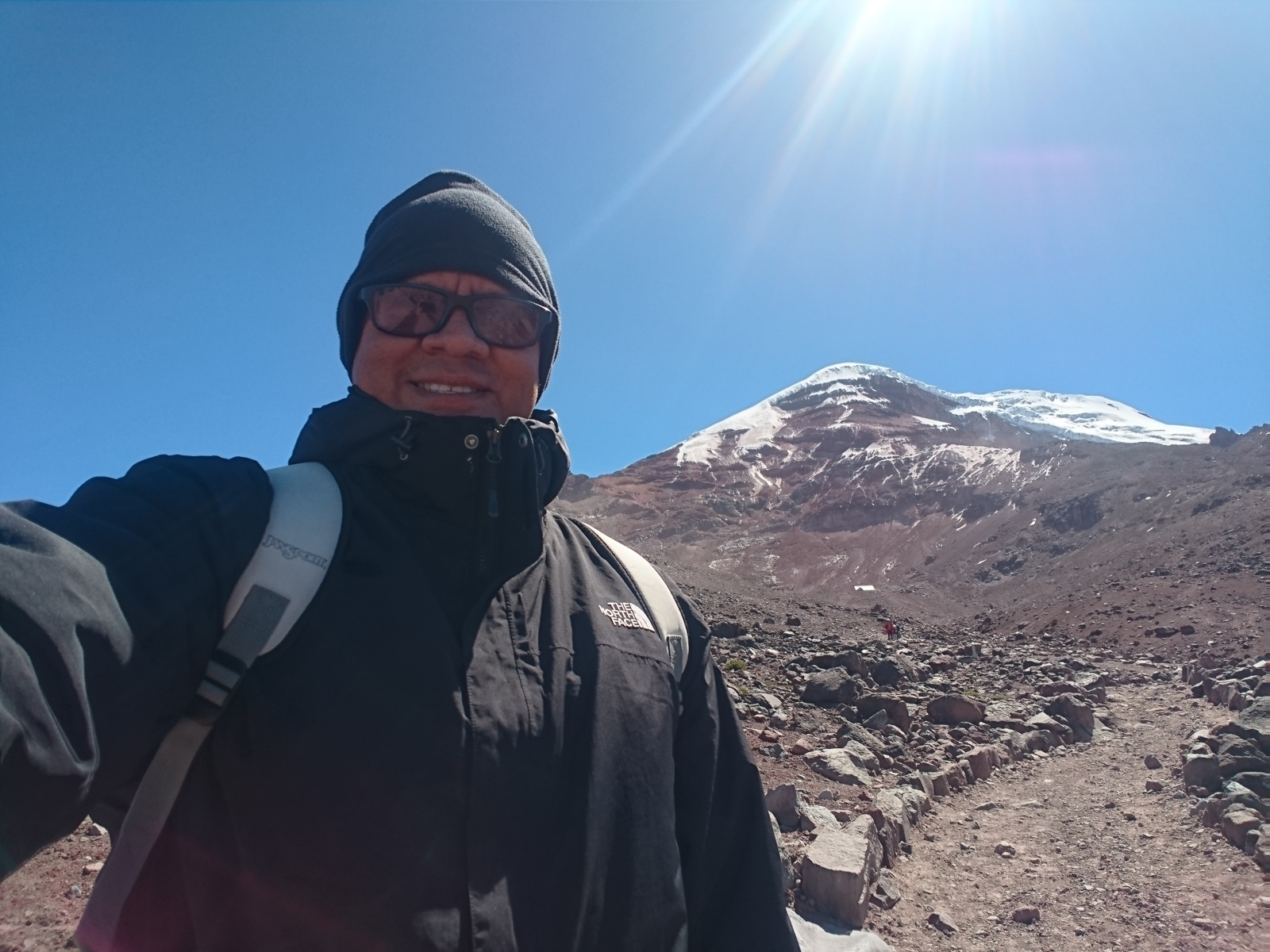 Climbing The Chimborazo