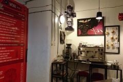 Submarino Cafe